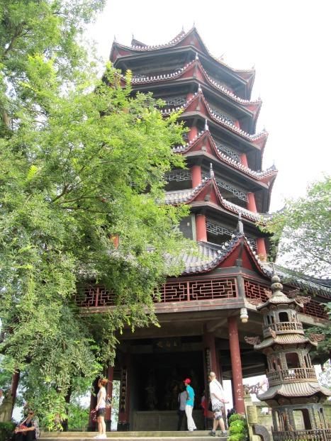 Wuyun Tower