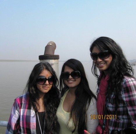 On the Ganges river