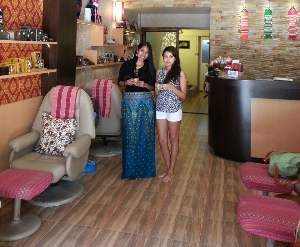 Thai massage chiang mai happy ending